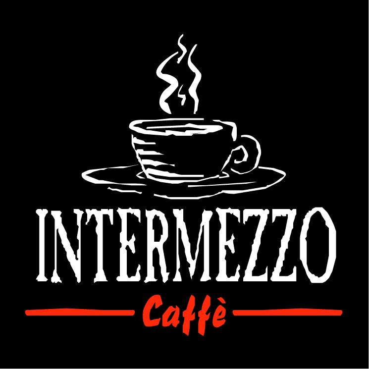 free vector Intermezzo caffe