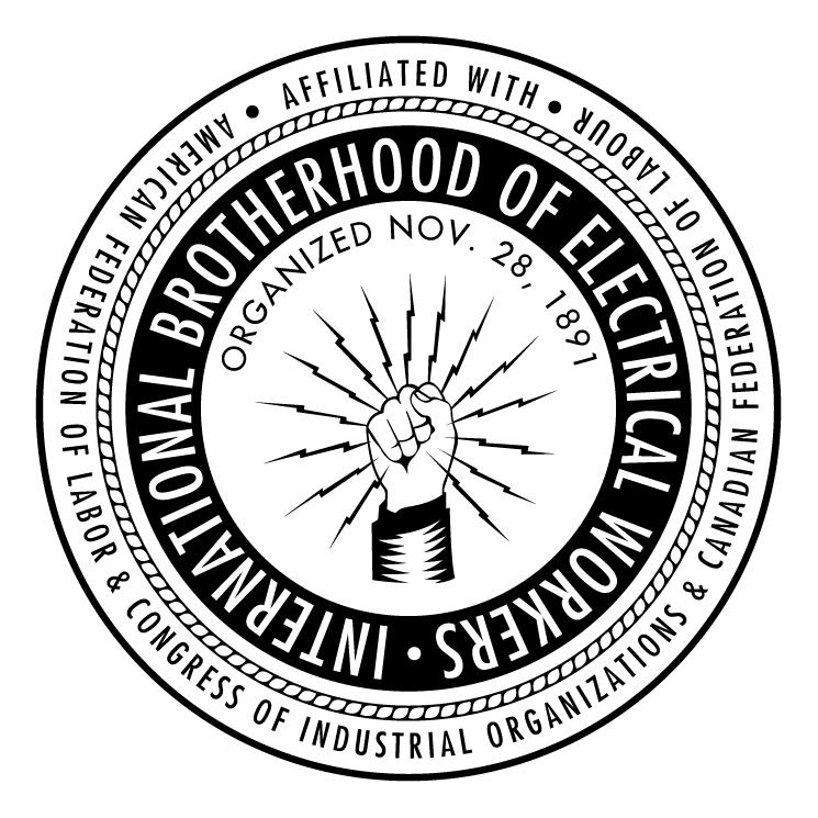 freevectorinternationalbrotherhoodofelectrical