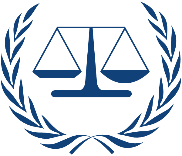 free vector International Criminal Court Logo clip art