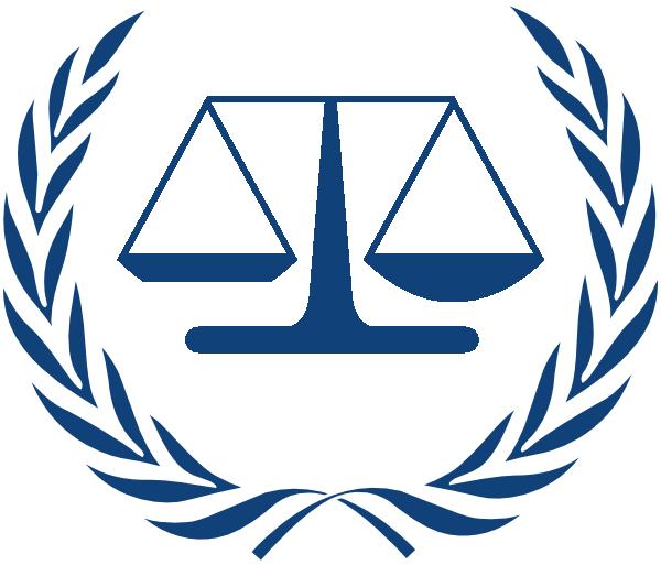 Clip Art Logo Clipart international criminal court logo clip art free vector 4vector art