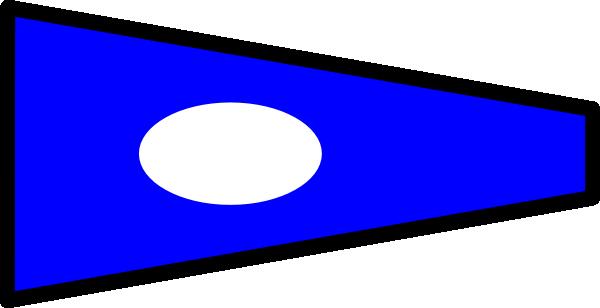 free vector International Maritime Signal Flag 2 clip art