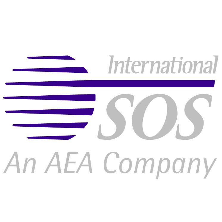 free vector International sos