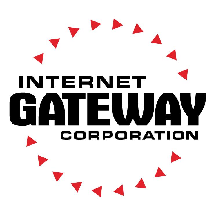 free vector Internet gateway corporation