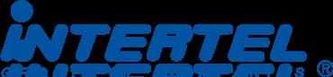 free vector Intertel logo