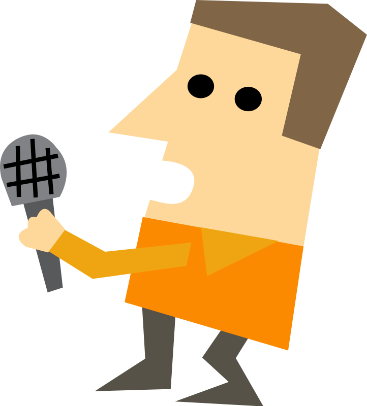 free vector Interviewer