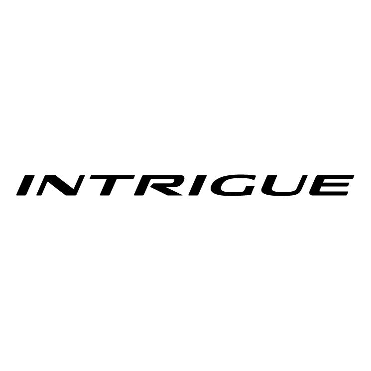 free vector Intrigue