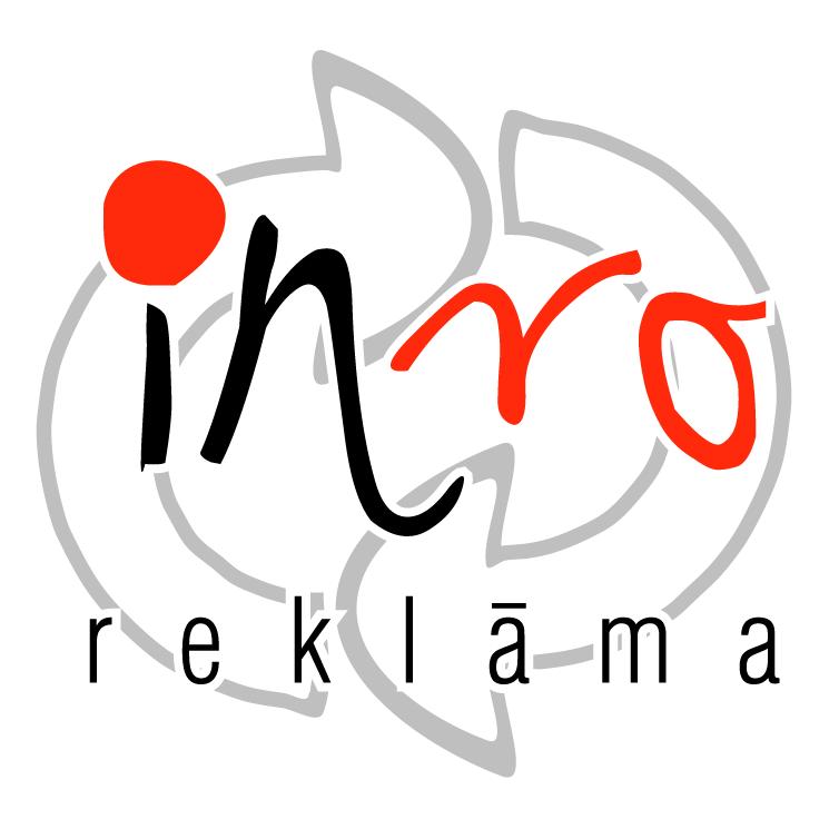free vector Intro reklama