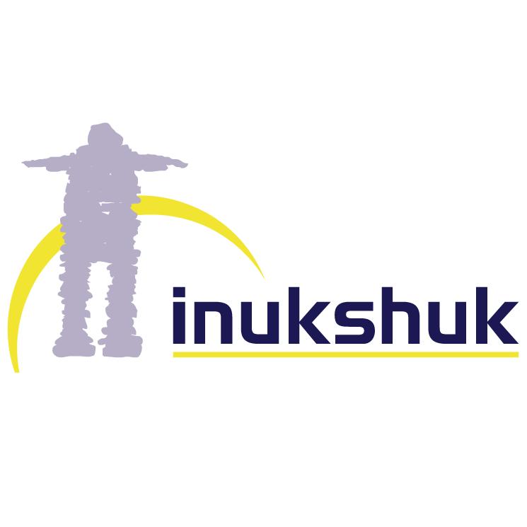free vector Inukshuk