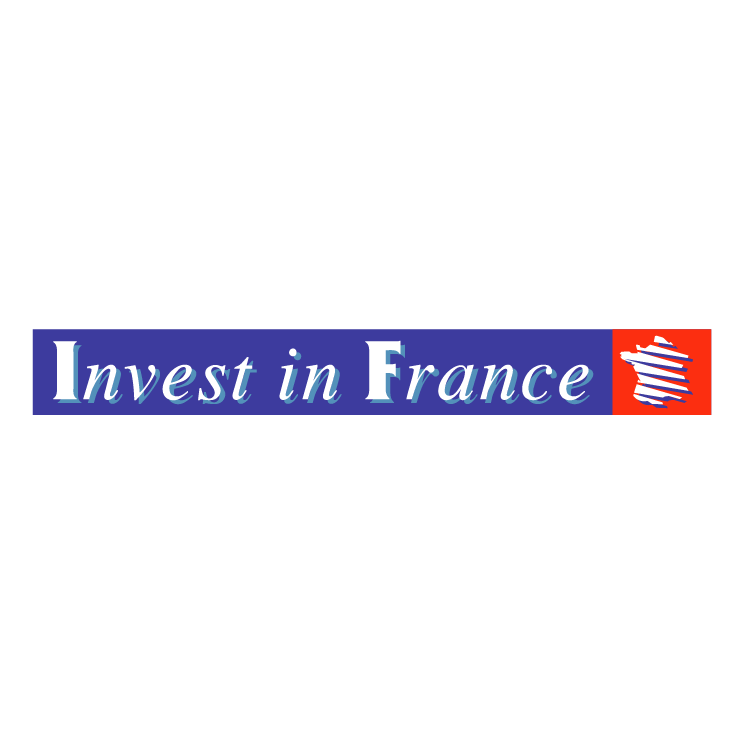 free vector Invest in france
