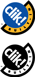 free vector Iomega CLICK! logo2