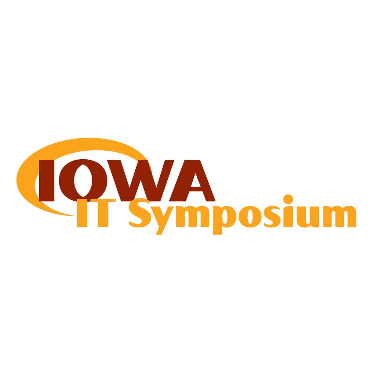 free vector Iowa it symposium