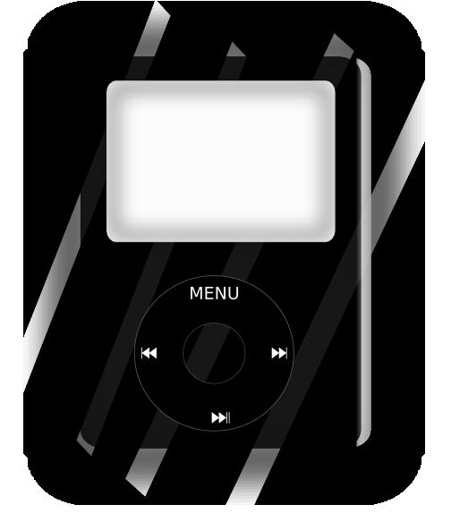 ipod clip art free vector 4vector rh 4vector com ipod clip art black and white ipod clip art black and white