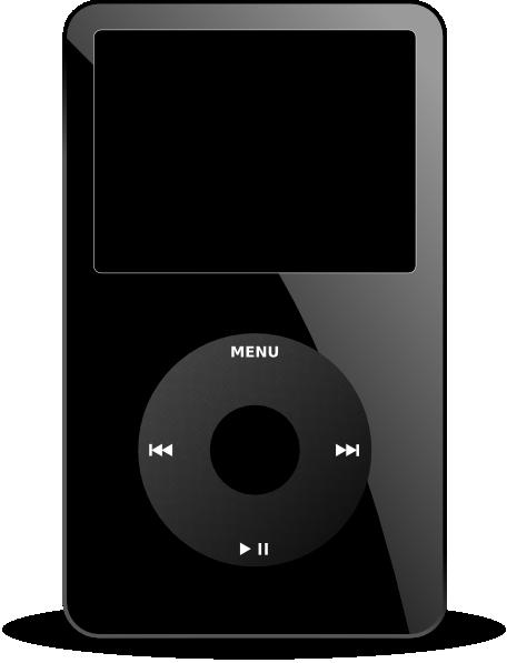 free vector Ipod Media Player clip art
