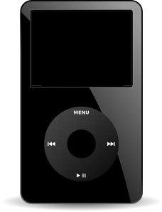 free vector Ipod Media Player clip art