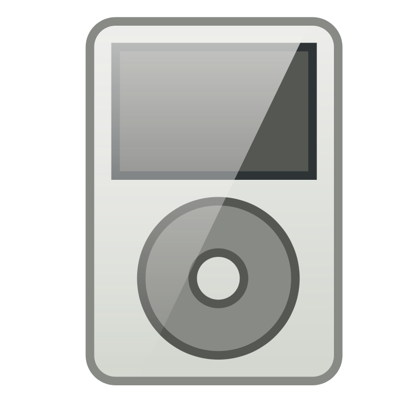 free vector IPod Tango Icon