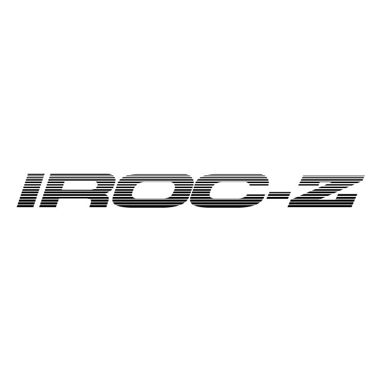 free vector Iroc z