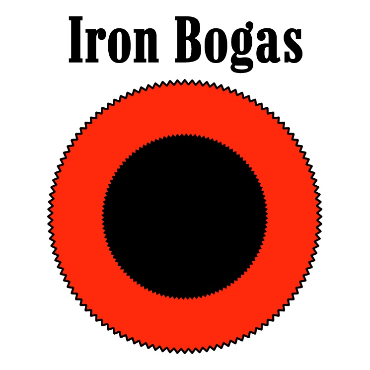 free vector Iron bogas