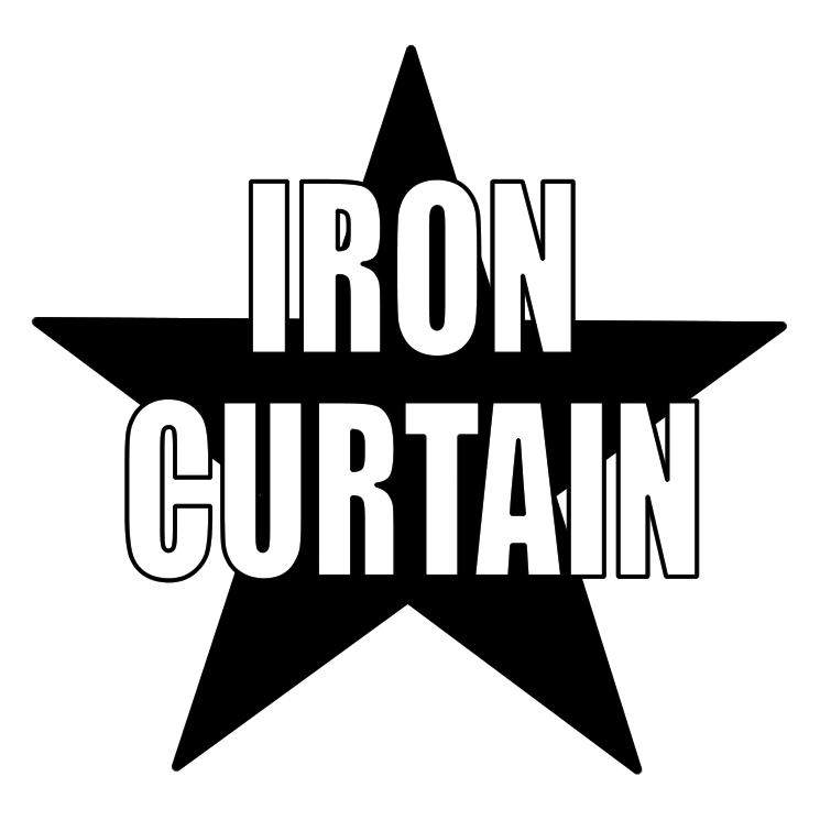free vector Iron curtain