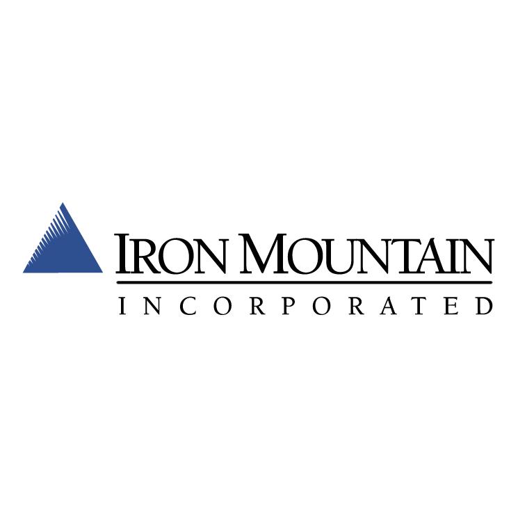 free vector Iron mountain