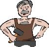 free vector Ironsmith clip art