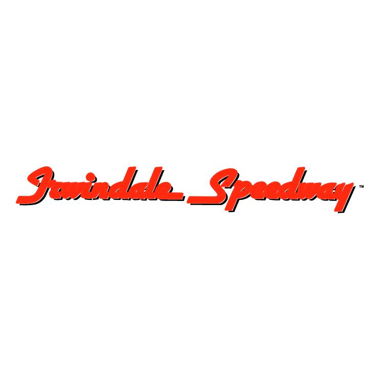 free vector Irwindale speedway