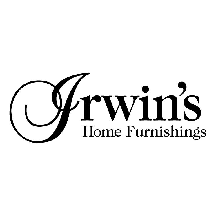 free vector Irwins home furnishings
