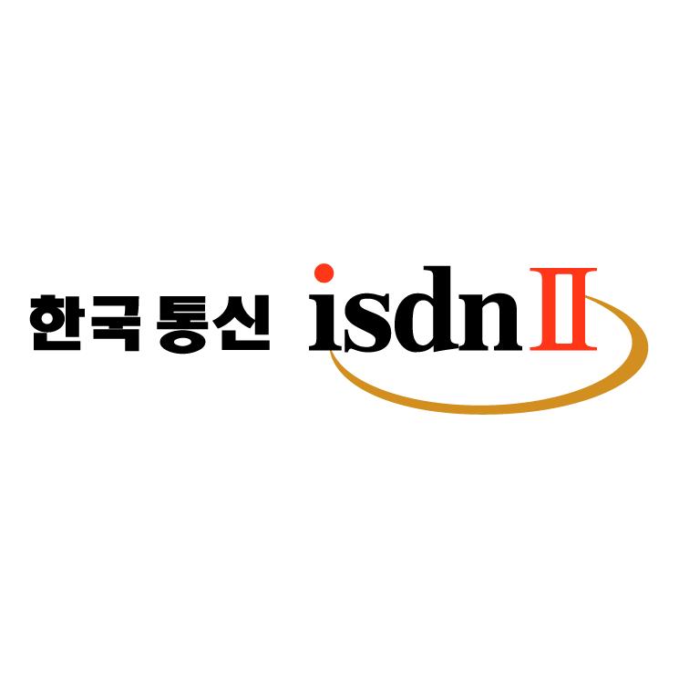 Bii Logo Vector Isdn ii is Free Vector Logo