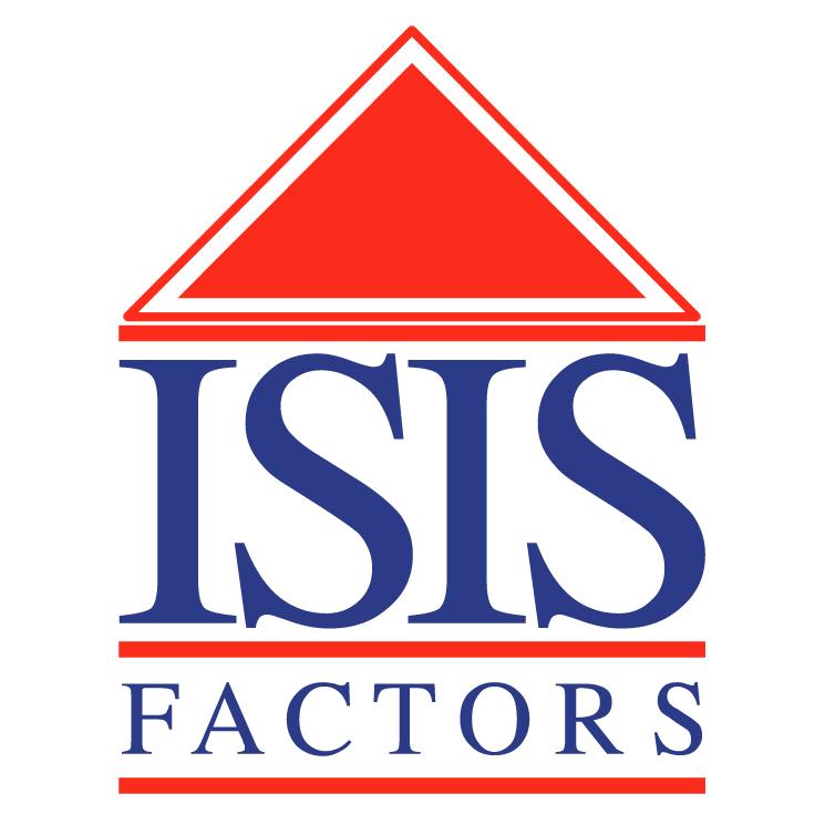 free vector Isis factors