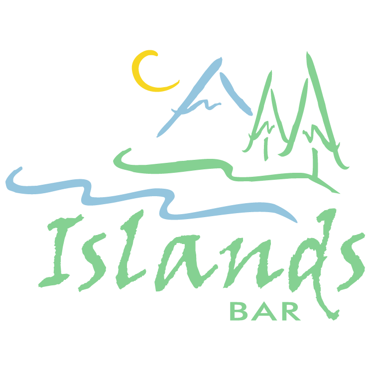 free vector Island bar