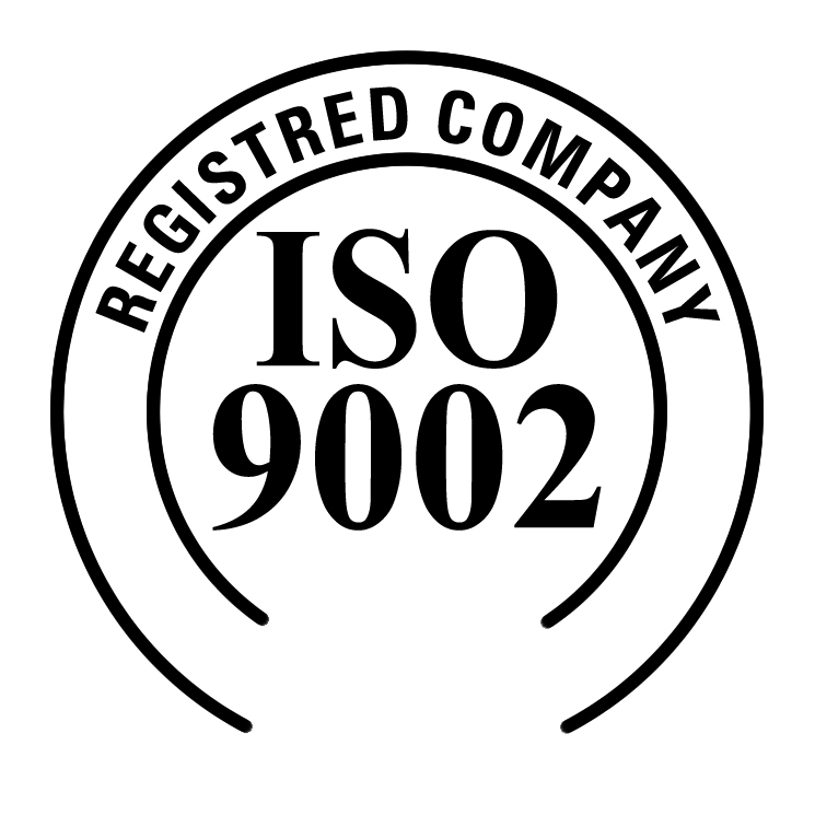 free vector Iso 9002 0