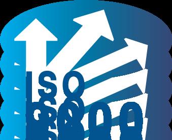 free vector ISO9000 logo