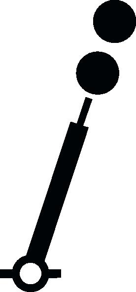 free vector Isolated Danger Mark clip art