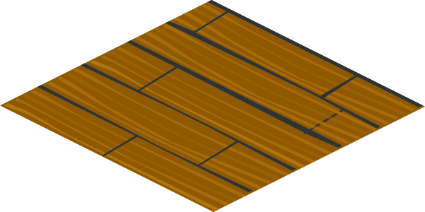 free vector Isometric Floor Tile clip art