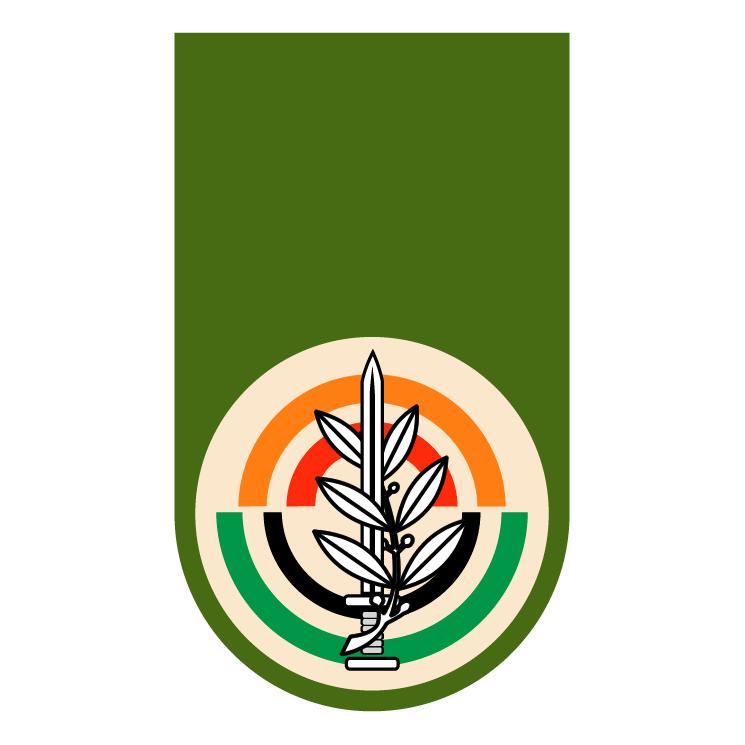 free vector Israel army unit