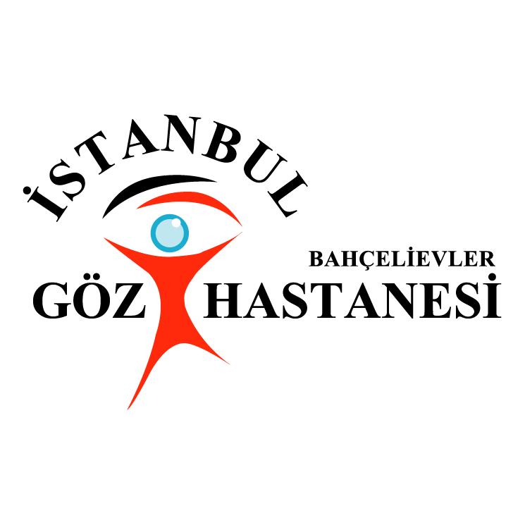 free vector Istanbul goz hastanesi