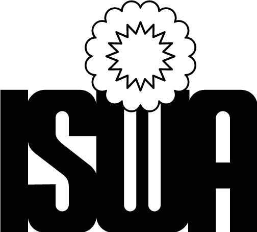 free vector ISWA logo