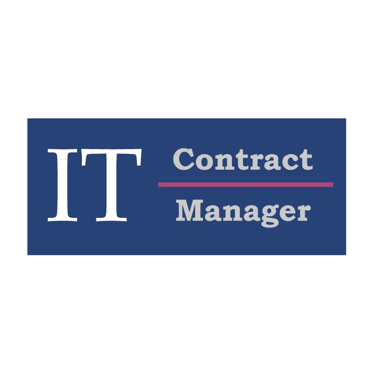 free vector It contract manager