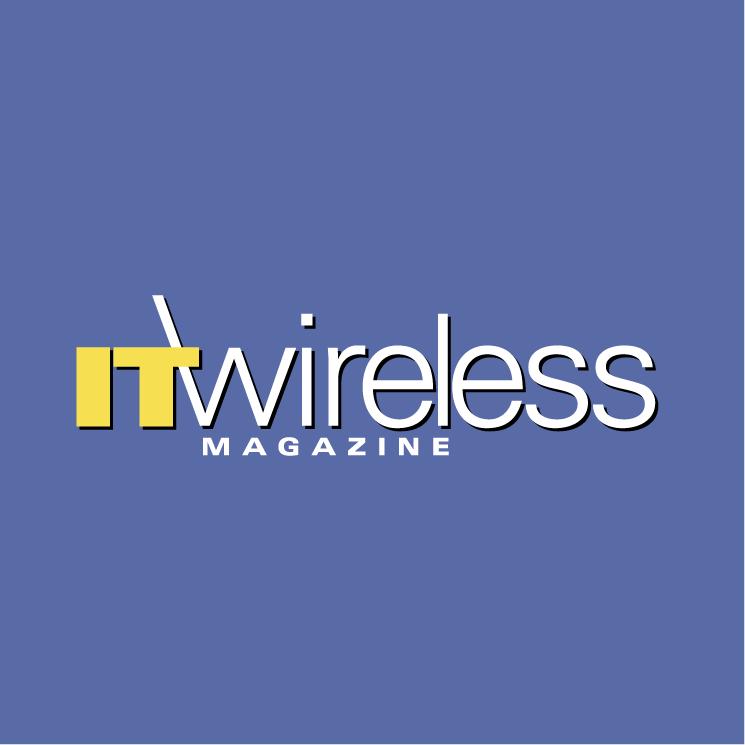 free vector It wireless magazine