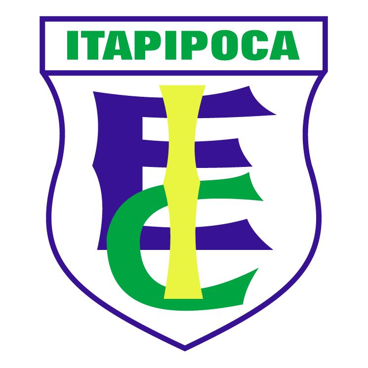 free vector Itapipoca esporte clube de itapipoca ce