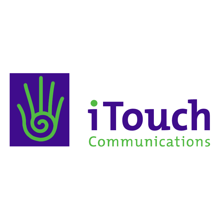 free vector Itouch communications