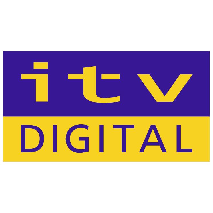 free vector Itv digital