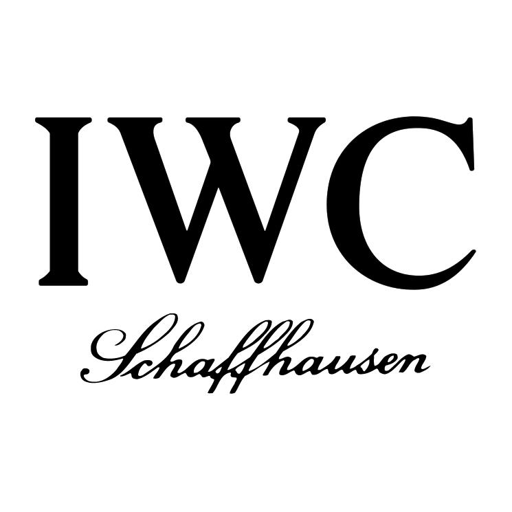 free vector Iwc schaffhausen