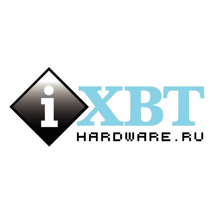 free vector Ixbt 1