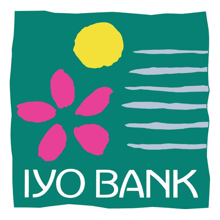 free vector Iyo bank
