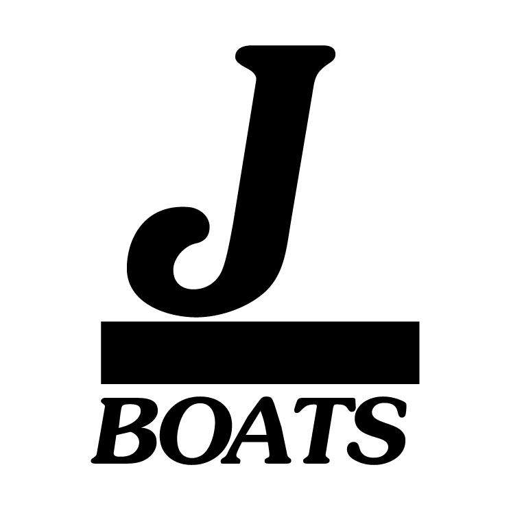 free vector J boats