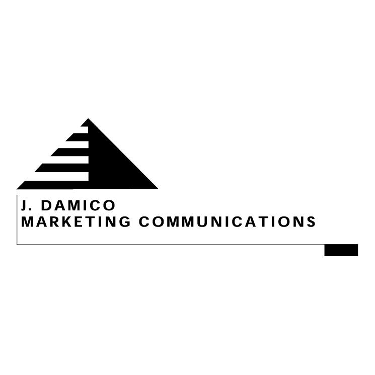 free vector J damico marketing communications