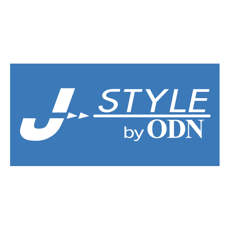 free vector J style