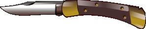 free vector Jack Knife clip art