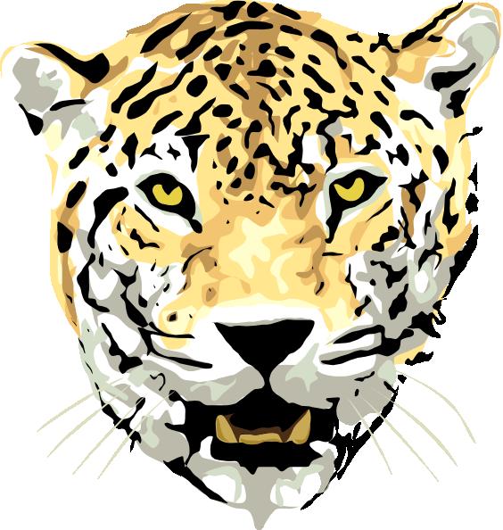 free vector Jaguar clip art