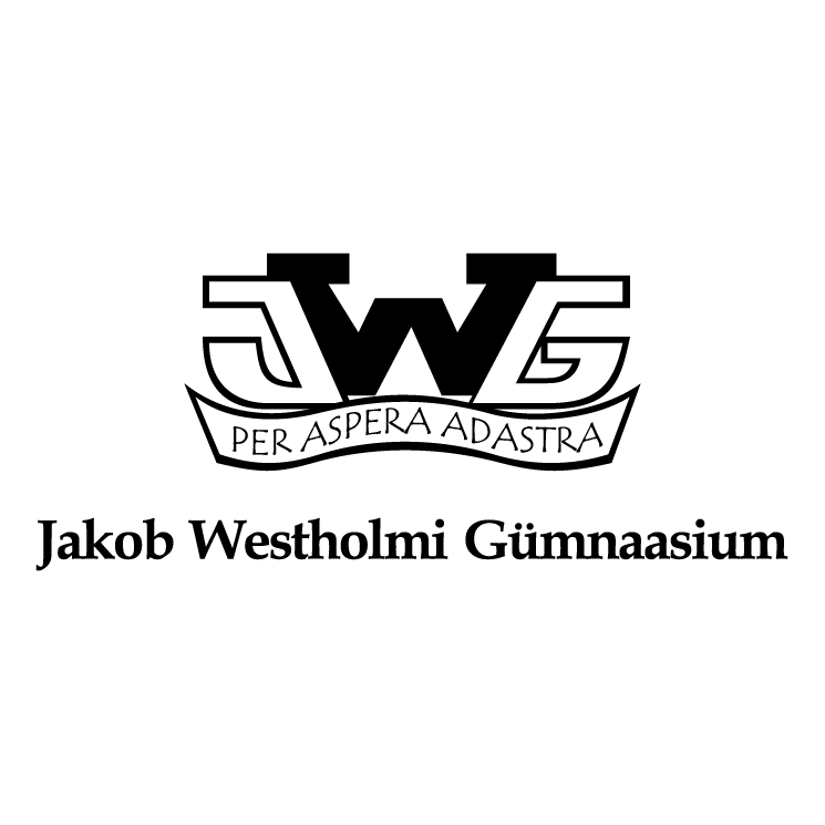free vector Jakob westholmi gumnaasium